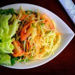 c35. Som Tum (Papaya Salad)